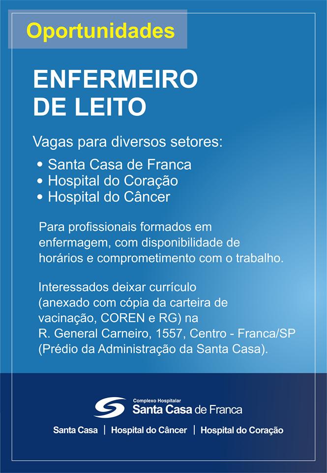Inscrição tecnico de enfermagem